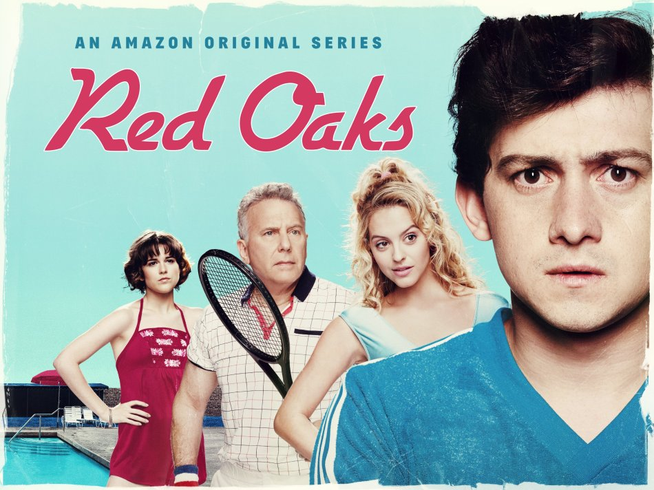 Red Oaks | Amazon Studios | Foto de prensa