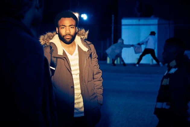 Donald Glover es Earn